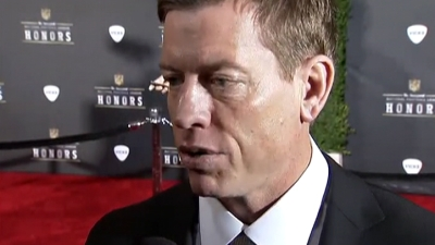 Emmitt Smith: Aikman Could Be a Great GM
