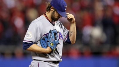 Bullpen Failure Costs Rangers