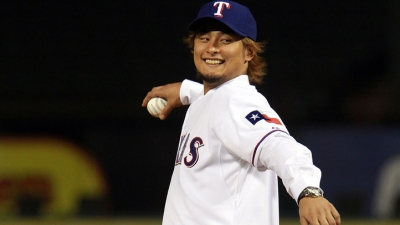 Darvish Motivated to Become World's Best Pitcher