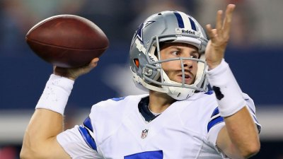 Tanney, 7 Others Placed on Cowboys Practice Squad