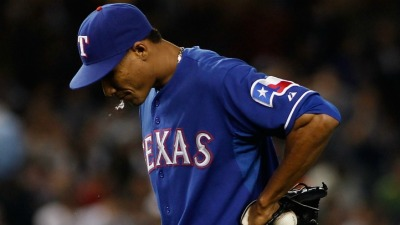 Ogando Latest Rangers Pitcher to Doubt