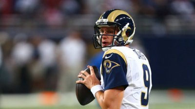 Cowboys Trail Rams 21-10 After Ugly First Half