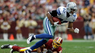 Darren Woodson Confident In S Barry Church