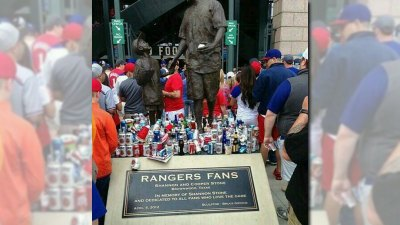 Shame on Rangers Fans for Forgetting Shannon Stone