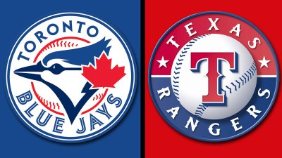 Blue Jays Beat Rangers 4-2