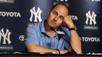 Cashman: Rangers Still The Team To Beat In AL