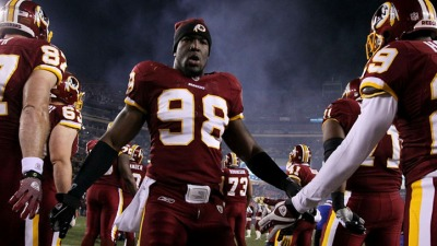 Romo's Injury Won't (Significantly) Affect Redskins' Gameplan