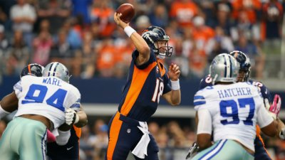 Cowboys Make History in Loss to Denver