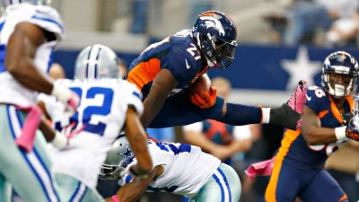 Romo Has Career Day in Loss to Broncos