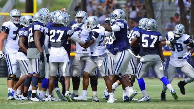 Downtrodden Cowboys' D Has a Pulse