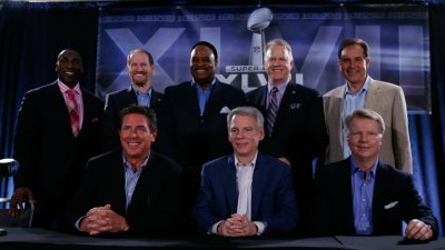 "CBS Shuffles The ""NFL Today"" Lineup"