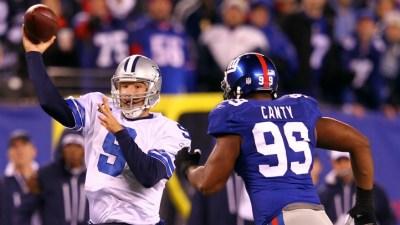 Ex-Cowboy Chris Canty Cut By Ravens