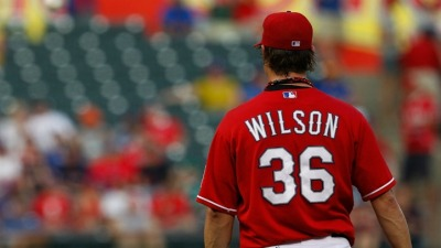 Wilson Named AL Player of the Week