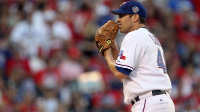 Colby Lewis Leaves the Door Open for Derek Holland