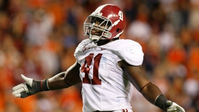Cowboys Meet With Alabama LB Courtney Upshaw