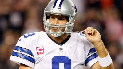 Tony Romo By the Numbers