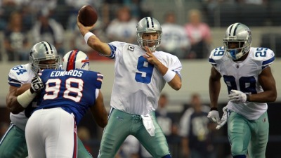 Buffalo-Style Blowout: Cowboys Win 44-7