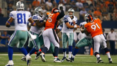 Cowboys Lose to Broncos, Finish Preseason 0-4