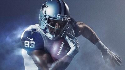 NFL, Nike Unveil Cowboys' 2016 Color Rush Uniform