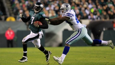 Eagles Plow Over Cowboys