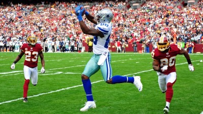 Cowboys Top 'Skins In OT, 27-24