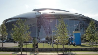Getting to the Stadium Just Got Cheaper, in Fort Worth