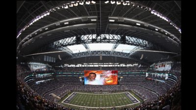 Report: Texans Are Getting A Bigger Videoboard Than The JerryTron