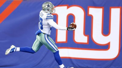Cowboys Outlast Giants, 24-21