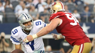 Cowboys Drop Opener to 49ers, 28-17