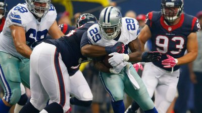 Cowboys Beat Texans in OT, 20-17