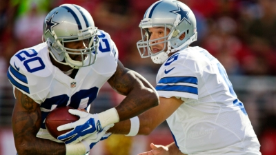 McFadden Confident Romo's Return Will Help Run Game
