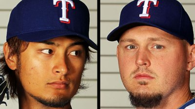Harrison, Darvish Get Cy Young Nods