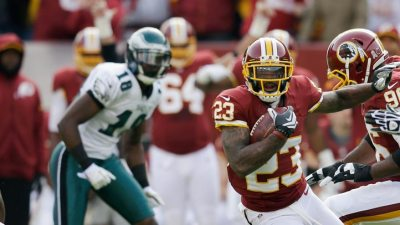"DeAngelo Hall: 'Skins ""Probably Should"" Change Name"