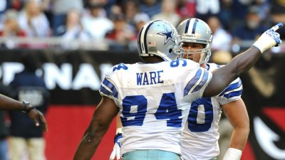 "Ware: ""I Was Honored to Wear the Star"""