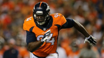 Ex-Cowboy DeMarcus Ware Says He Has