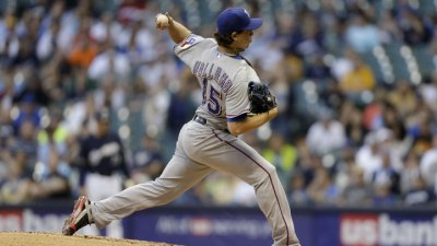 Rangers Set Rotation Post-Break