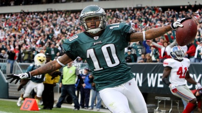 Jackson Ends Holdout, NFC East Takes Notice