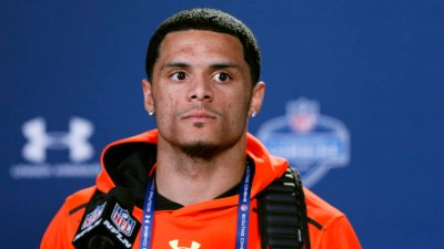Cowboys Hosted Ohio St. WR Devin Smith on Thursday
