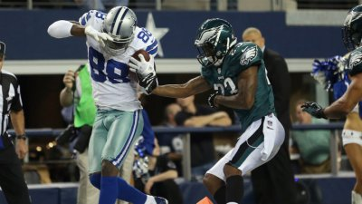 Cowboys Top Eagles, 38-33