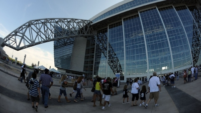 Stricter Security at Cowboys Stadium