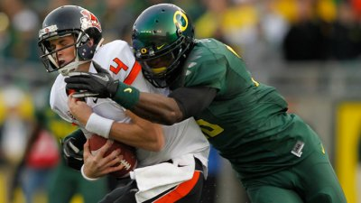 Cowboys Should Consider Oregon DE Dion Jordan