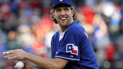Jawohl! Dirk to Throw First Pitch