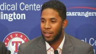 Andrus Dealing With Arm Soreness