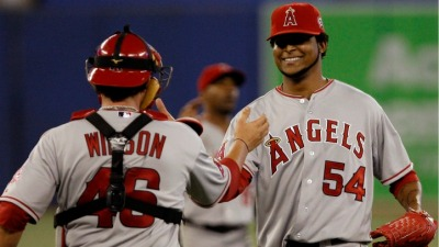 Angels Make Pre-Emptive Strike on Greinke