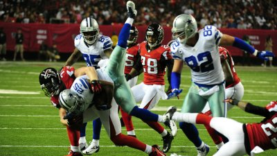 Cowboys Fall To Falcons, 19-13