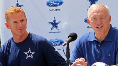Jerry Not Ready to Discuss Garrett's Contract
