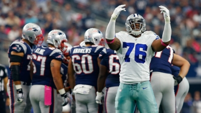 Garrett Not Surprised By Hardy's Big Day