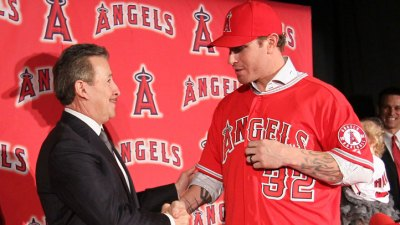 On Deck: Rangers vs. Angels