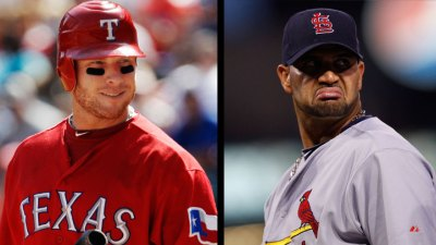 Rangers, Cards Meet in World Series