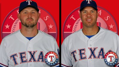 Rangers Reset Rotation For Weekend